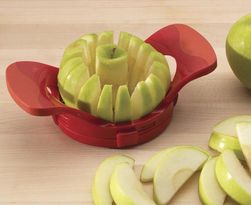 Dao cắt hoa quả tròn